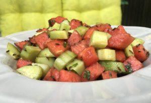 Salata pepene