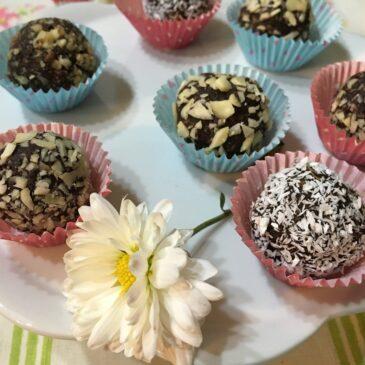 Bomboane de ciocolată