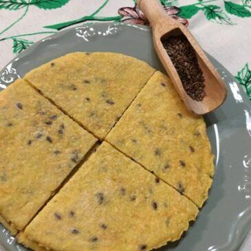 Biscuiţi cu morcov şi seminţe